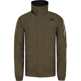 The North Face Resolve Parka Herr new taupe green